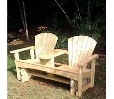 Wooden lawn furniture plans.aspx Video