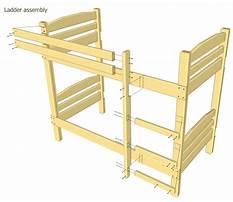 Wooden loft bed plans free Video
