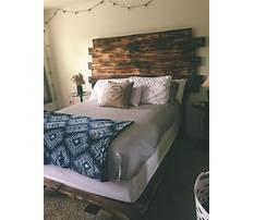 Wooden pallet bed frame.aspx Video