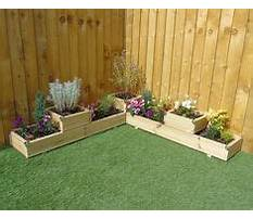 Wooden planter boxes diy asp tutorial Video