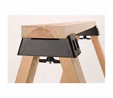Wooden sawhorse.aspx Video