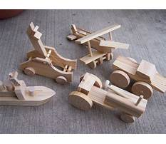 Wooden toy plans and kits Video