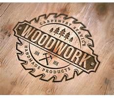 Woodwork logo ideas Video