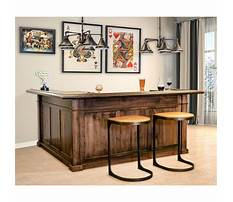 Woodworking home bar plans Video