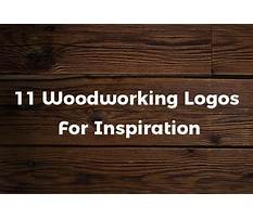 Woodworking logo ideas Video