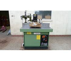 Woodworking machines used Video