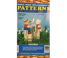 Woodworking patterns for kids Video