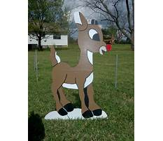 Woodworking patterns lawn ornaments Video