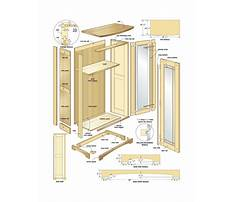 Woodworking plans cabinets kitchen Video