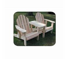 Woodworking plans for chairs Video