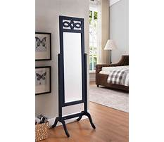 Woodworking plans free standing mirror Video