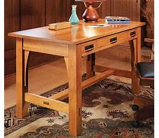 Woodworking plans library table Video
