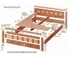Woodworking plans queen bed.aspx Video