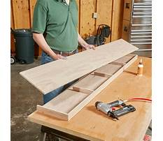 Woodworking plans to make floating shelf Video