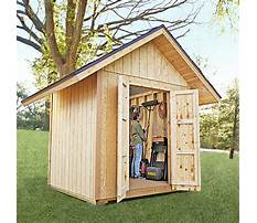 Woodworking shop shed plans Video