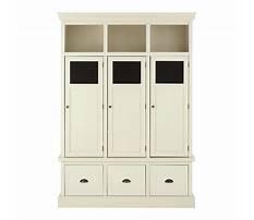Woodworking storage locker Video