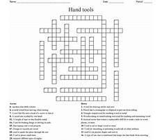 Woodworking tools crossword.aspx Video