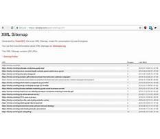 Wordpress sitemap xml example Video