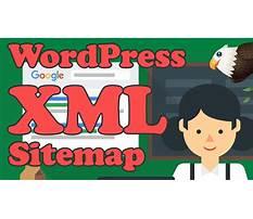 Wordpress xml Video