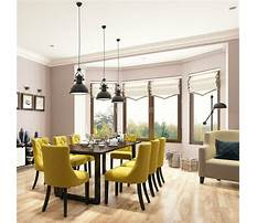 Yellow chair dining room ideas Video