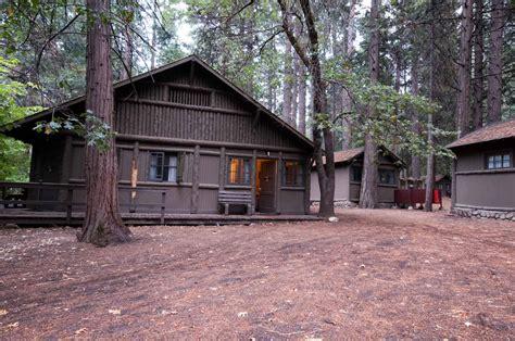 Yosemite National Park Cabins