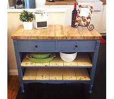 Youtube diy dresser into a kitchen island.aspx Video