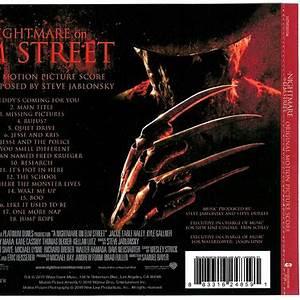 A Nightmare On Elm Street Score