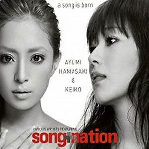 A Song Is Born Hamasaki Ayumi Y Keiko