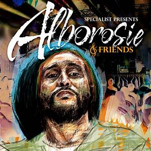 Alborosie Specialist Y Friends Cd2