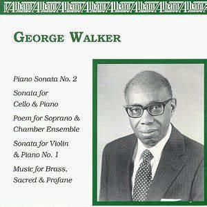 American Brass Quintet, Angelo Frascarelli, Capitol Chamber Artists & George Walker