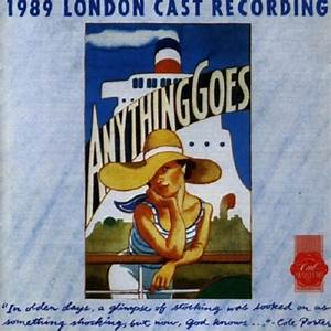 Anything Goes - 1989 London Cast