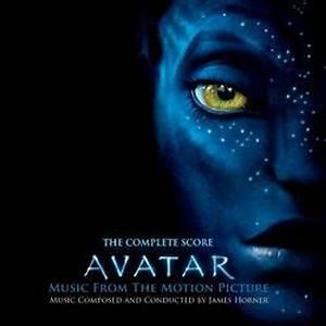 Avatar Complete Score Cd5