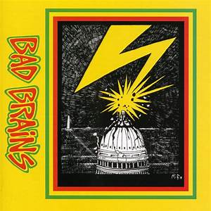 Bad Brains Reissued 1996