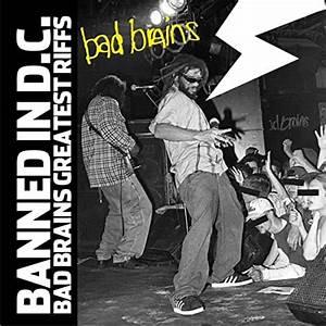 Banned In Dc Bad Brains Greatest Riffs Compilation Album