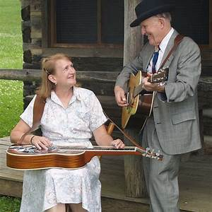 Bill and Maggie Anderson