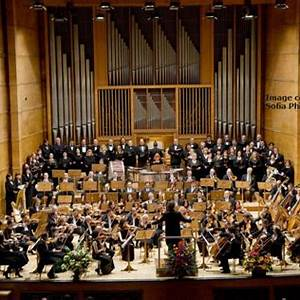 Bulgarian choir cappella & Sofia Philharmonic Orchestra