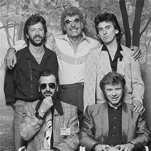 Carl Perkins, Eric Clapton, George Harrison, Ringo Starr & Dave Edmunds