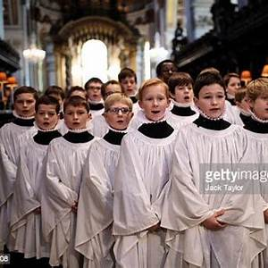 Choristers of St Paul's Cathedral