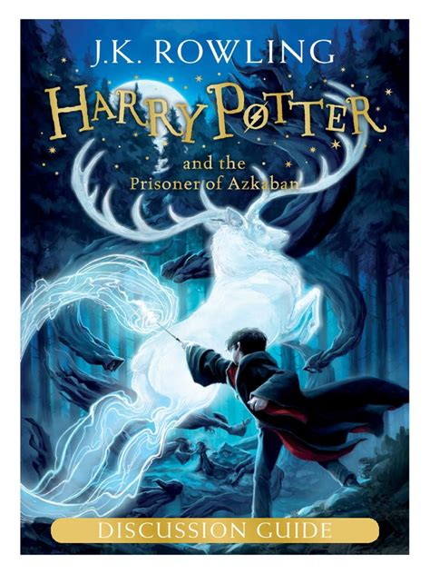 discussion guide   harry potter series books