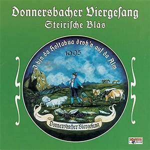 Donnersbacher Viergsang & Steirische Blas
