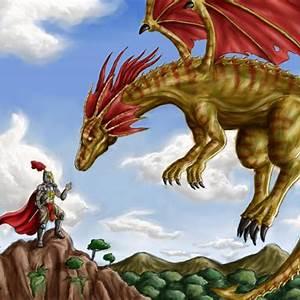 Dragon Y Caballero