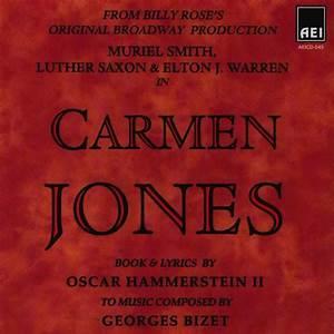 Elton J. Warren, Muriel Smith, Oscar Hammerstein II, Luther Saxon & Georges Bizet