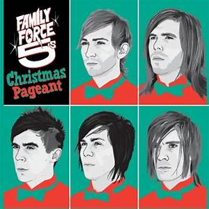 Family Force 5 Christmas Pageant