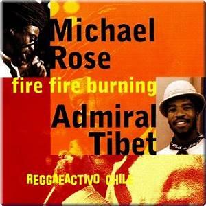 Fire Fire Burning Admiral Tibe