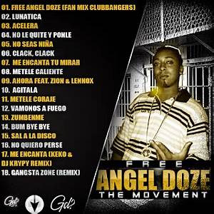 Free Angel Doze The Mixtape
