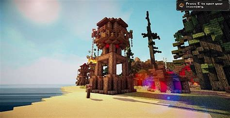 grommash orc settlement  minecraft project