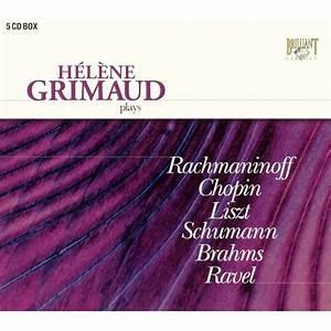 Hélène Grimaud, Jesús López-Cobos & Royal Philharmonic Orchestra