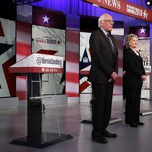 Hillary Clinton, Bernie Sanders, Martin O'Malley, Jim Webb & Lincoln Chafee