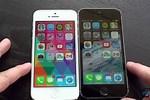 iPhone 11 vs iPhone 5S
