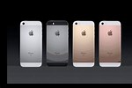 iPhone 5 SE Specification